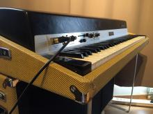 Rhodes MArk I Suitcase Tweed